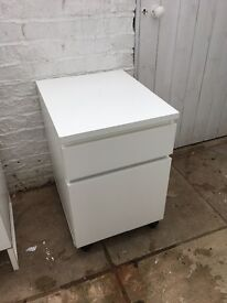 Small IKEA filing cabinet