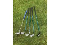 Left Handed kids Golf Clubs