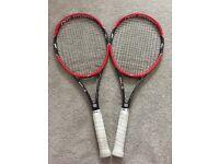 Wilson 97 Tennis Rackets