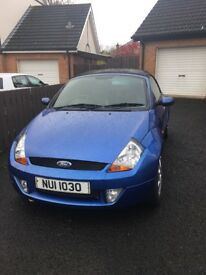 Ford StreetKa Luxury Convertible 2dr