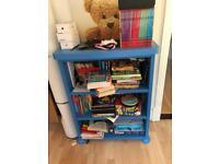 Kid's book shelf