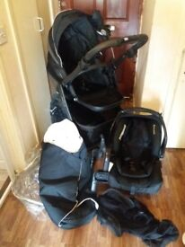 lots if baby items and clothes