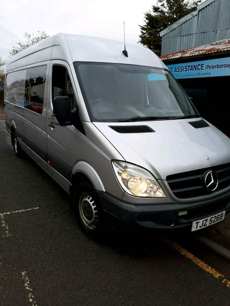 Mercedes Sprinter | in Peterborough, Cambridgeshire | Gumtree