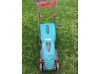 Bosch small lawnmower - Huncote
