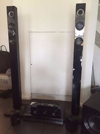 LG DVD / CD Surround Sound System