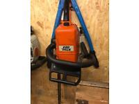 Stihl chainsaw 023