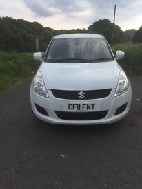 Suzuki swift 2011 plate with new MOT, price just reduced to £2995, bargain!!!!