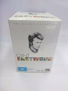 Clint Eastwood Collection Boxset- BLU-RAY - Good Cond - BARGAIN! Frankston Frankston Area Preview
