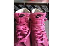 Women's Nike high tops