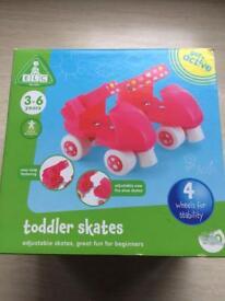NEW Toddler Roller Skates