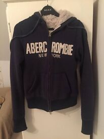 Abercrombie and Fitch Fur Jacket