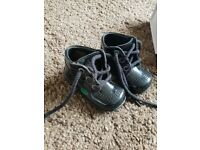 Kickers first walking shoes