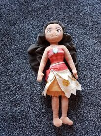 Soft Moana doll
