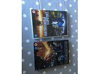 Transformers - 2 DVD Films Set