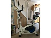 Reebok cross trainer / exercise bike