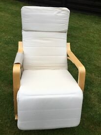 2 rocker chairs