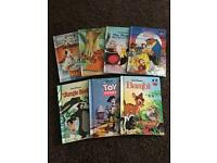 8 Disney Storybooks