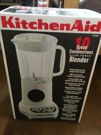 KitchenAid 10 Speed Blender Brand New in box