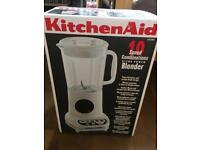 KitchenAid 10 Speed Blender Brand New in box