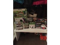 XBOX 360 +KINECT, and 70+ACCESSORIES