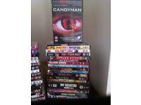 100 DVD's Mixed Titles