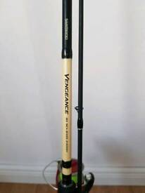 Shimano lure rod and reel combo