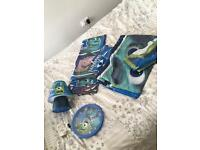Monsters university bedroom items