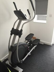 CROSS TRAINER FOR HOME GYM £350 OR CLOSE OFFER COST £500 RETAILED ORIGINALY AT OVER £800