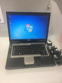 Dell Laptop - Latitude D531, Win 7, Dual Core, Wifi