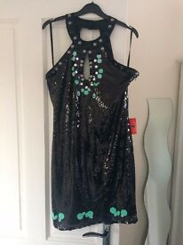 Size 12 Sequin Dress