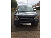 Landrover Discovery 3 diesel 2.7 auto s, 2006 model, 117,000 miles colour black £5,000