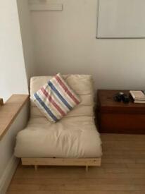 Argos single futon