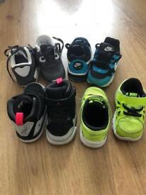 Nike Toddler size 4.5