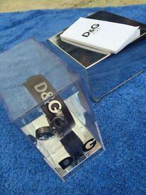 Designer D&G watch