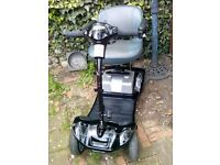 Kymco mini comfort mobility boot scooter lightweight
