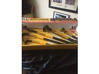 roughneck five piece tool set