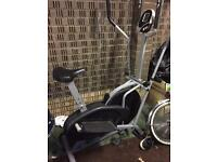 cross trainer/bike