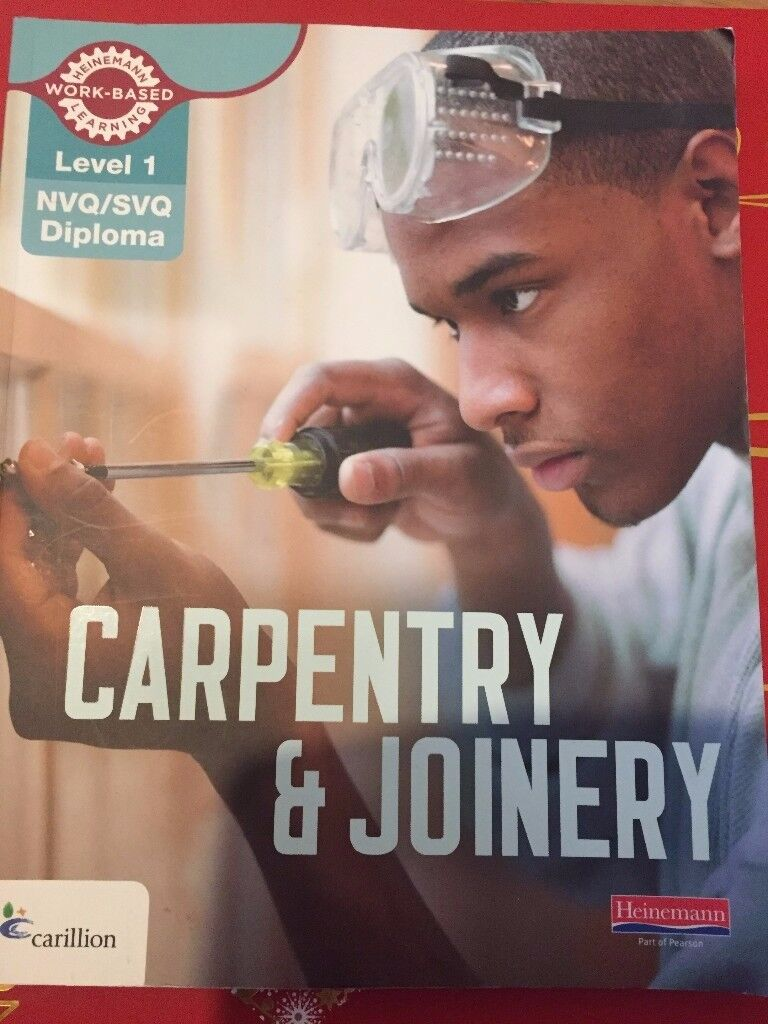 Carpentry and Joinery books