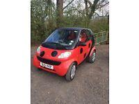 SMART CAR - 2001
