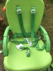 Booster seat / mini high chair
