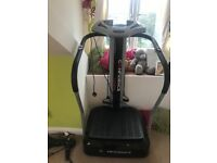 Confidence fitness power plate