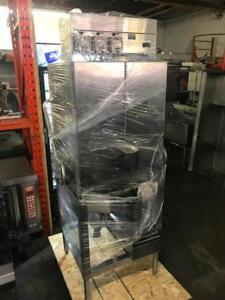 Cma stand up dishwasher ( tall style ) great for bakery trays big pots ,  stainless like new ! For only $3495 !!