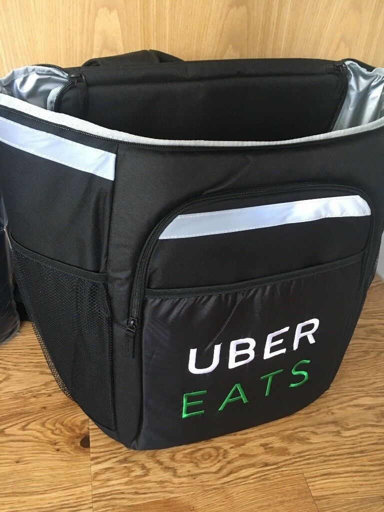 1a678cd87095 Uber eats large delivery bag small delivery bag. Brand new never used.  Bradford ...
