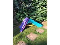Little Tikes water slide purchased from John Lewis
