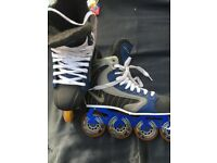 Bargain Nike Ignite LX Hockey Roller Blades, in excellent condition as New !!!