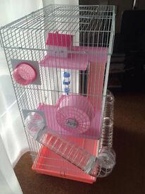 hamster, mice, gerbil, small animal cage