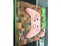 Mine craft pig Xbox one controller