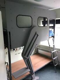Metal bunk beds cunningly disguised as a Starwars Walker!!