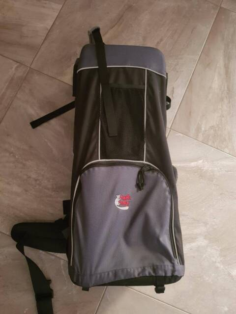 1720c9c2696b Bush Baby Lite baby hiking carrier never used