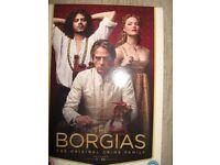The Borgias dvd Box set